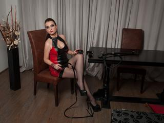 Naughty Mistress - needs a good slave to worship her!